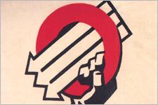 Drei Pfeile gegen Kapitalismus, Faschismus und Reaktion